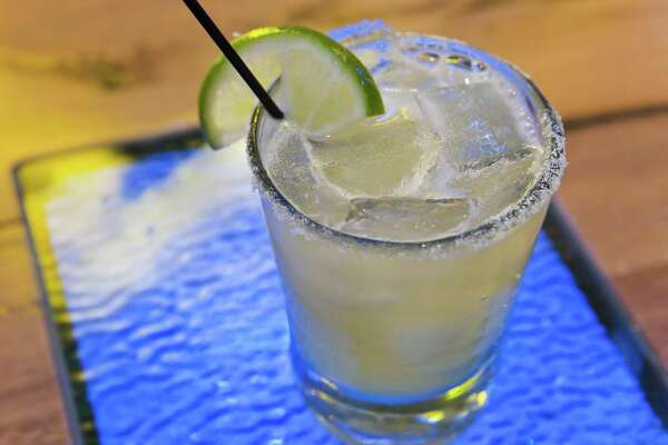 A happy hour margarita at SolToro, which is getting a new look Monday.