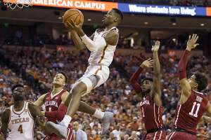 Texas guard Kerwin Roach II and the Longhorns must finish strong to make the NCAA Tournament.