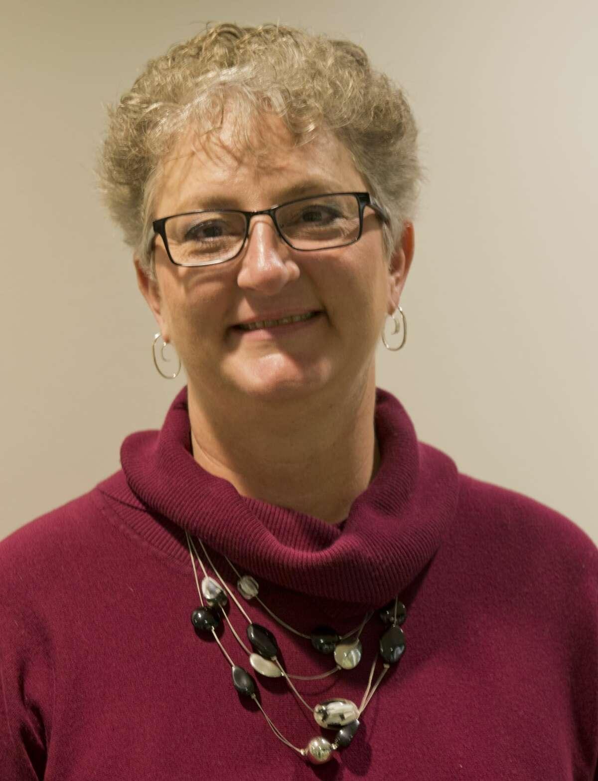 MISD Chief Transformation Officer Elise Kail. 02/16/18 Tim Fischer/Reporter-Telegram