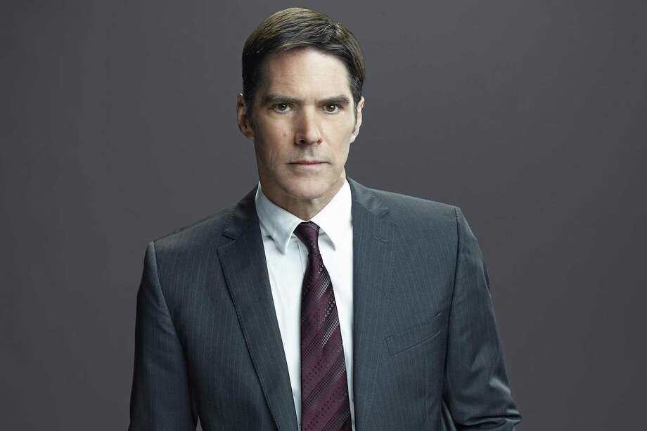 "Former ""Criminal Minds"" star and longtime San Antonio resident Thomas Gibson is officially divorced from his wife of more than 20 years. Photo: CBS Photo /Getty Images / 2014 American Broadcasting Companies, Inc."