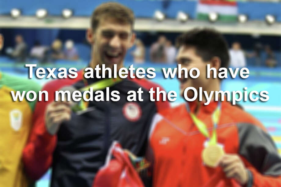 Making it to the Olympics is a tough task, and winning a medal is even more difficult. Take a look at some of the athletes from Texas who have won Olympic medals. Photo: Xavier Laine/Getty Images
