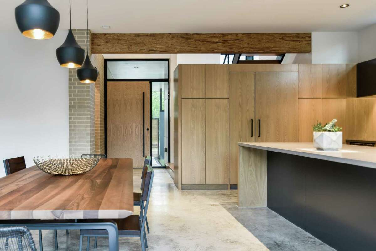 The home of Meredith and Atish Gandhi, by studioMET architects.