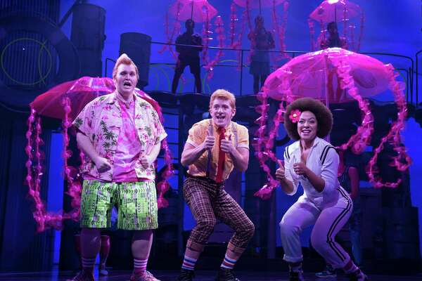 Spongebob' musical underscores nautical nonsense of art vs
