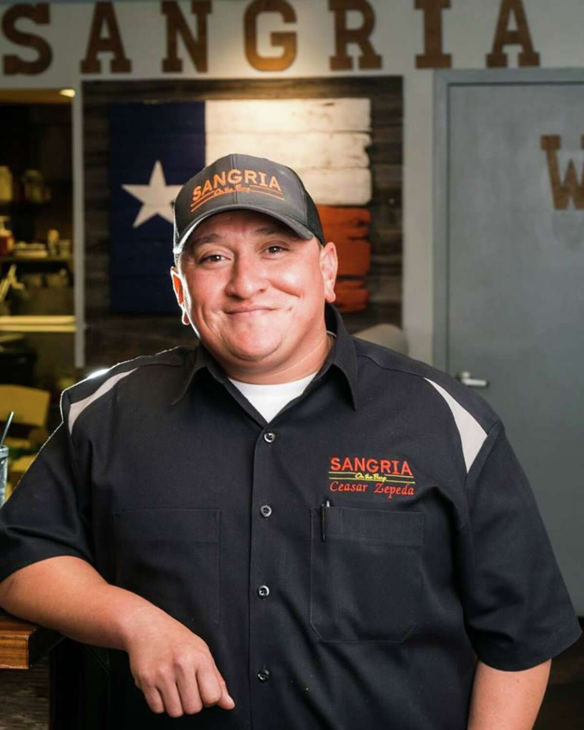 Chef Ceasar Zepeda of Sangria on the Burg and Alamo Biscuit Co. is expected to participate in the upcoming