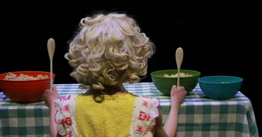 """""""Goldilocks"""" will be on stage Feb.24 to March 31 at the Downtown Cabaret's Children's Theatre. Photo: Downtown Cabaret Theatre / Contributed Photo"""