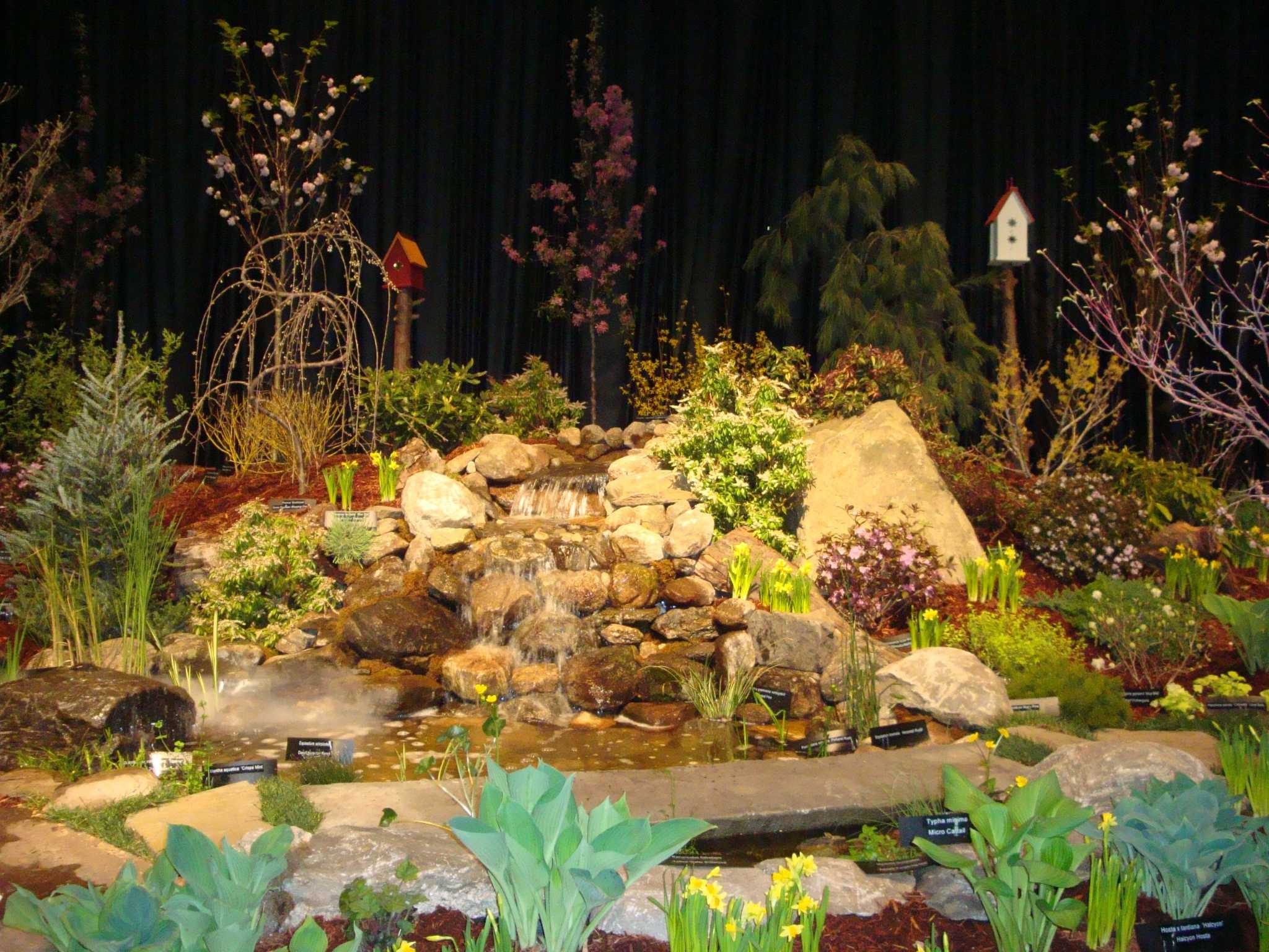Get a jump on spring at the CT Flower & Garden Show - Connecticut Post