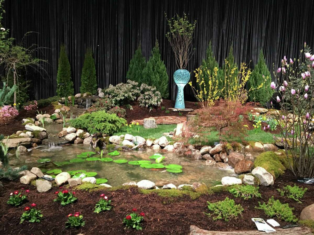 The Connecticut Flower & Garden Show is taking place at the Connecticut Convention Center in Hartford through Sunday. Find out more.