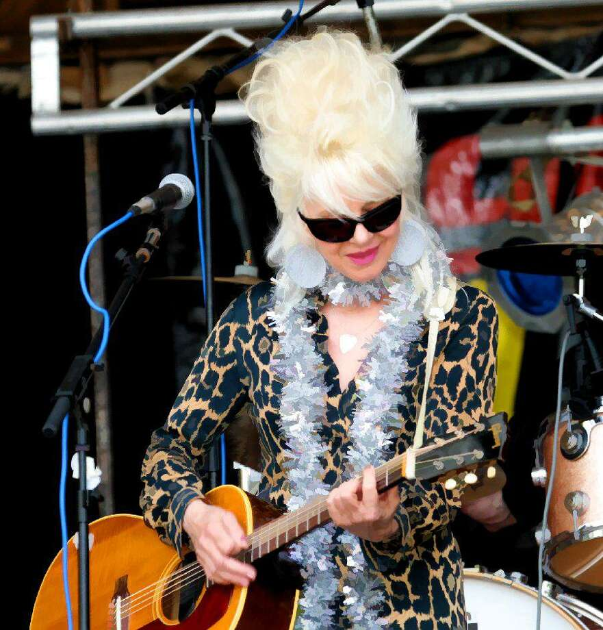 Christine Ohlman comes to the Palace Danbury with her band, Rebel Montez, and shares the stage with drummer Liberty Devitto and his band, The Slim Kings, on Feb. 24. Photo: Tom Horan / Contributed Photo