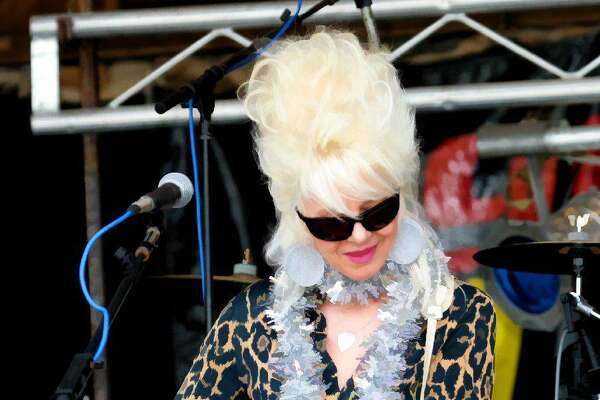 Christine Ohlman comes to the Palace Danbury with her band, Rebel Montez, and shares the stage with drummer Liberty Devitto and his band, The Slim Kings, on Feb. 24.