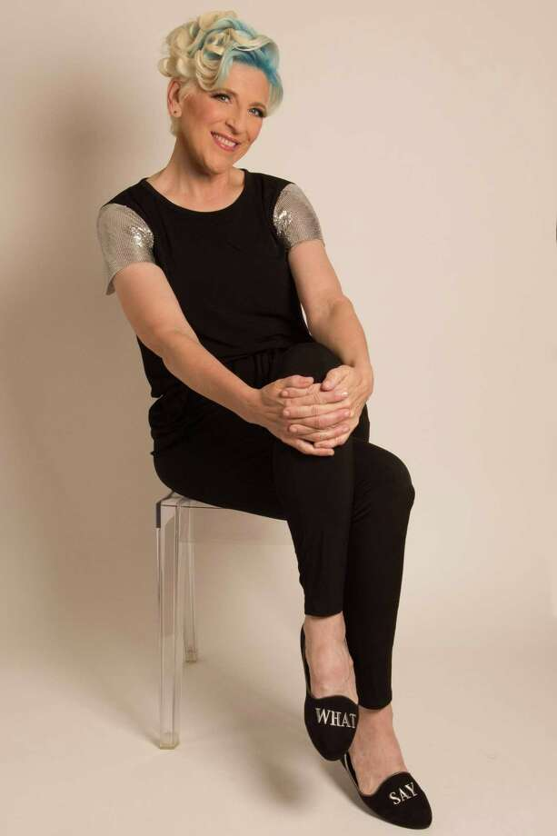 Lisa Lampanelli will play Foxwoods' Fox Theater this week. Photo: Shift Communications / Contributed Photo / © Dan Dion