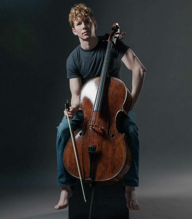 Joshua Roman, a well-known cellist who has bridged the gap between contemporary and classical throughout his career, returns for a solo turn with the Stamford Symphony Orchestra this weekend. Photo: Hayley Young / Contributed Photo / Connecticut Post