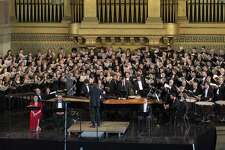 The New Haven Chorale will perform at Bethesda Lutheran Church in New Haven on Feb. 25.