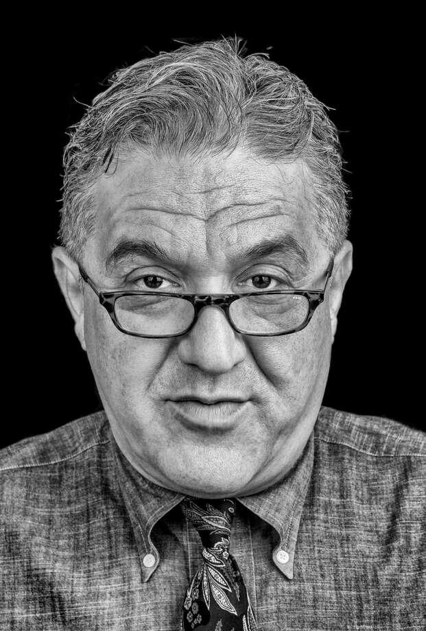 Author Paul Goldberg shows comedy is just tragedy plus time. Photo: Courtesy Photo / Gilles J. Frydman