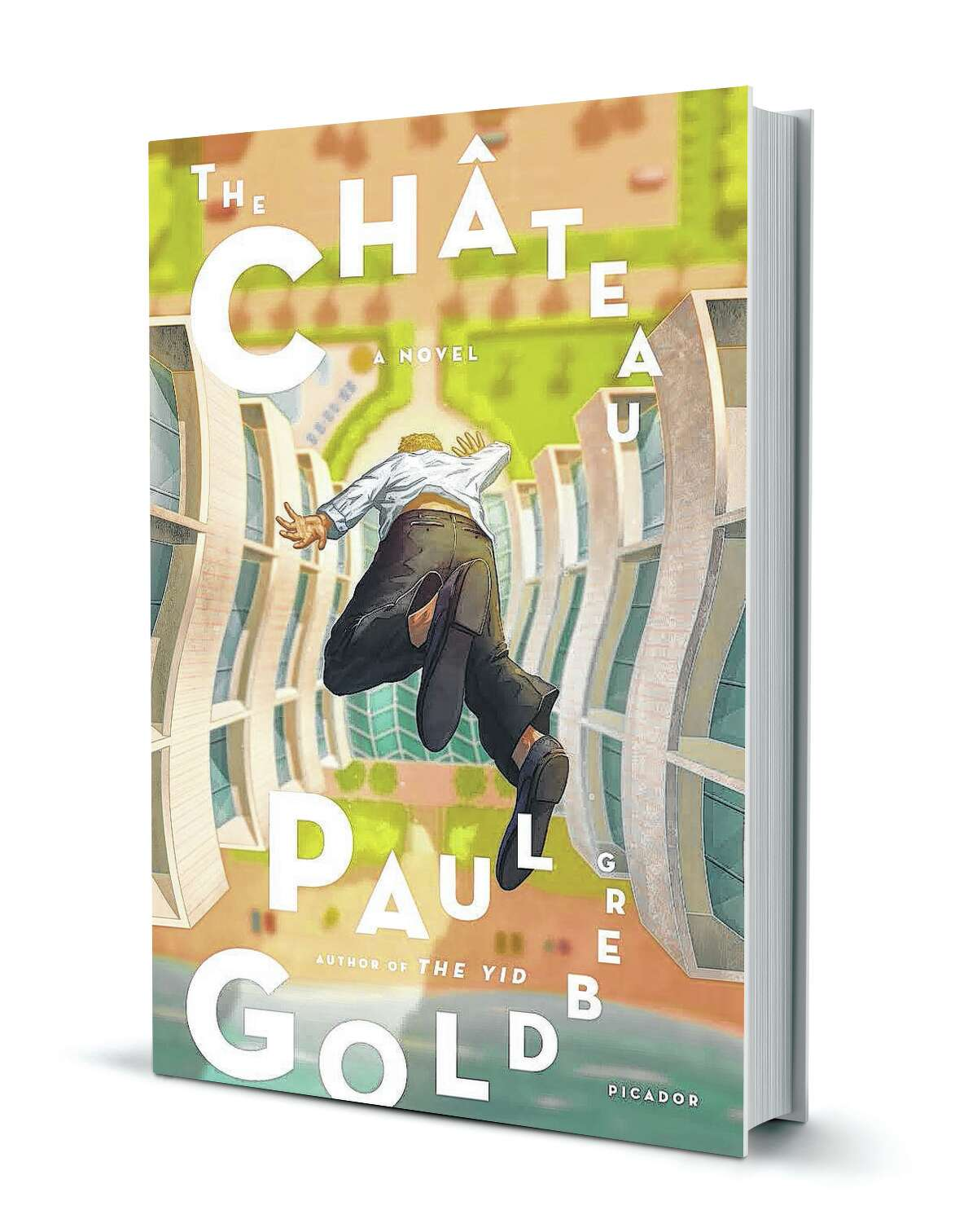Author Paul Goldberg shows comedy is just tragedy plus time.