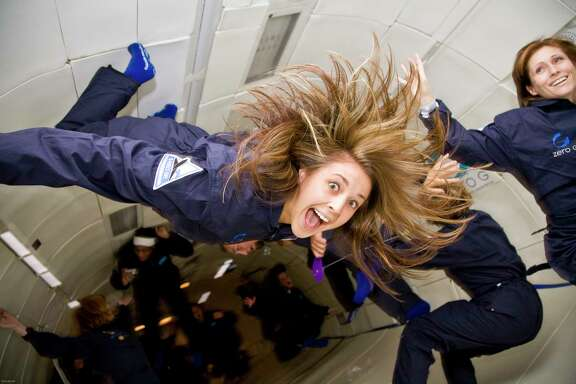 Zero Gravity Corp. will provide weightless flights in Houston on Feb. 24 and Sept. 22. Photo provided by Zero Gravity Corp.