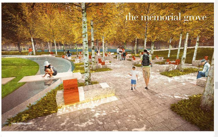 Newtown unveils 13 proposed designs for Sandy Hook memorial