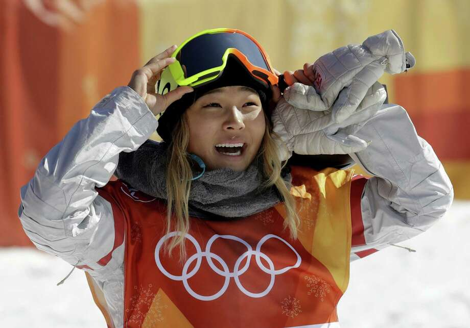 Despite U.S. highlights — such as watching American gold medalist Chloe Kim during the women's halfpipe finals — San Antonio viewership was relatively low, according to Nielsen market rankings. Photo: Lee Jin-man /Associated Press / Copyright 2018 The Associated Press. All rights reserved.