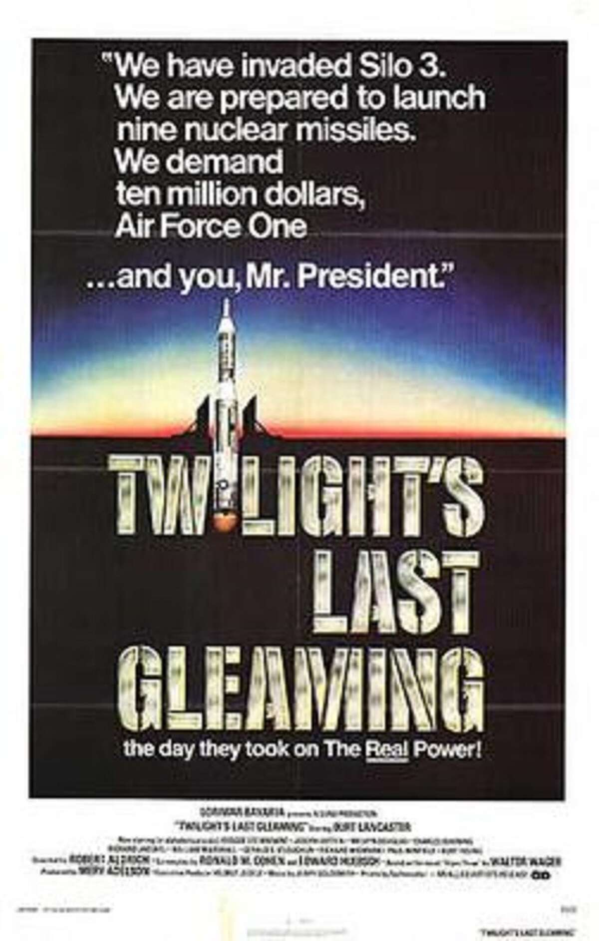 24. Twilight's Last Gleaming (1977) Charles Durning indeed did have political experience before becoming the governor of the Lone Star State in