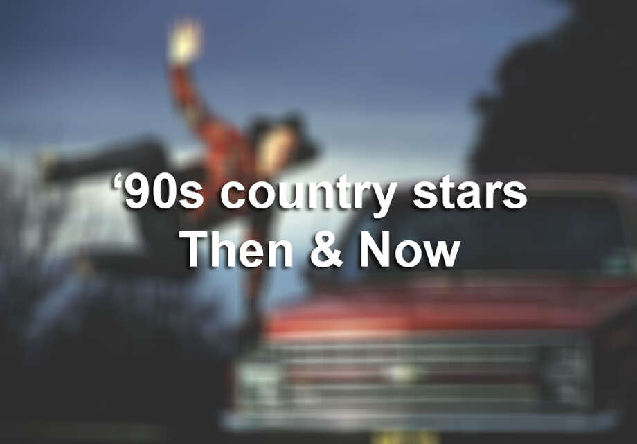 1990s Country stars then & now. Photo: Mysa