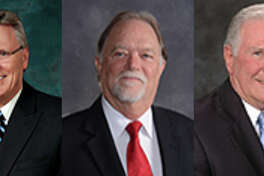 Humble city council members Norman Funderburk, David Pierce and Allan Steagall discuss their experiences on city council and their visions moving forward as council members.