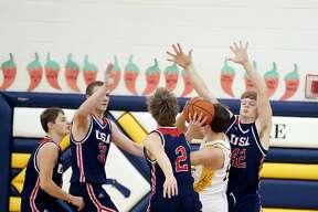 USA at Bad Axe — Boys Basketball 2018