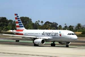 #3  SFO is not a focus city or hub for American Airlines, but it still has a major presence with  7,060  seats per day- about the same number as Delta and Southwest. Most flights are to its big hubs in Phoenix, Chicago, New York JFK and Dallas.