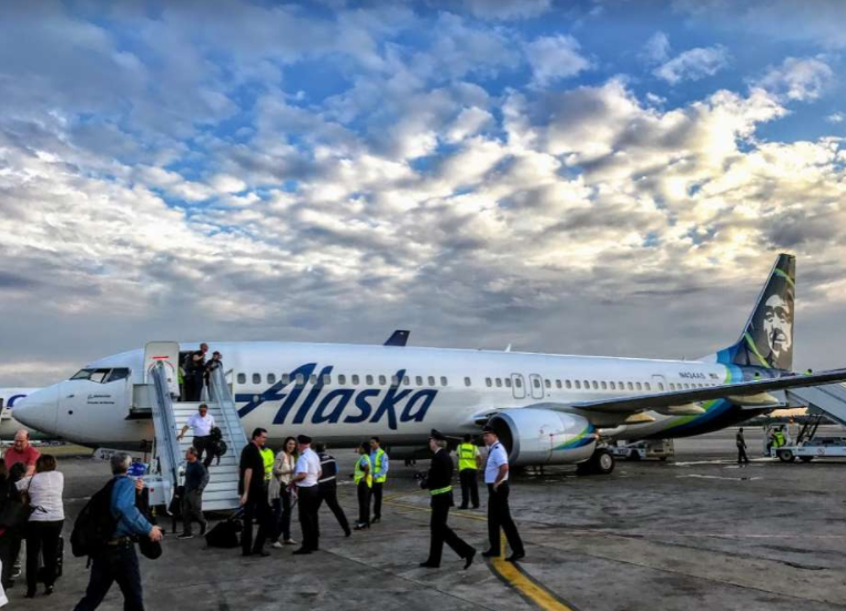 Alaska Air adds California flights + more airline news