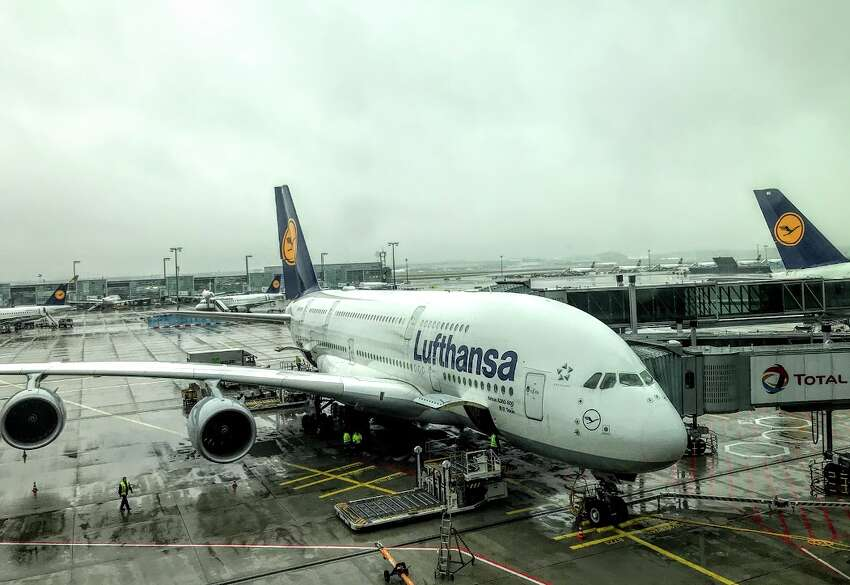 Lufthansa made some drastic schedule cuts this week, and could pull its A380 jumbos off the schedule completely.