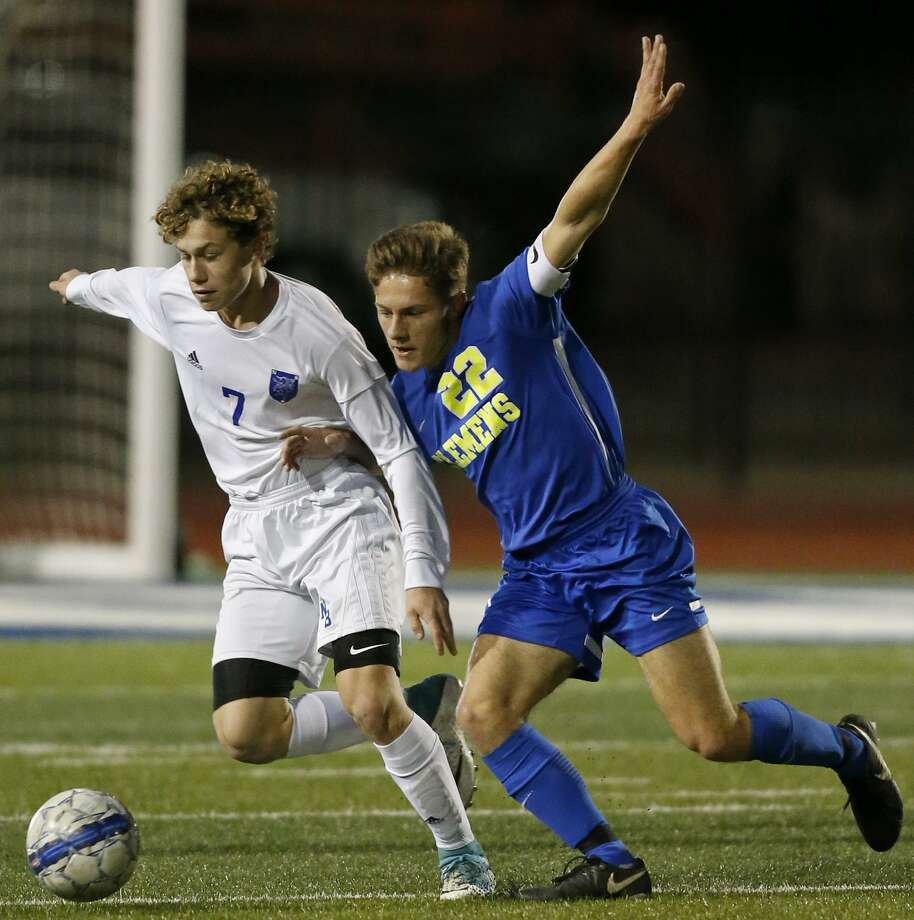 Boys Soccer Fridays High School Results San Antonio Express News