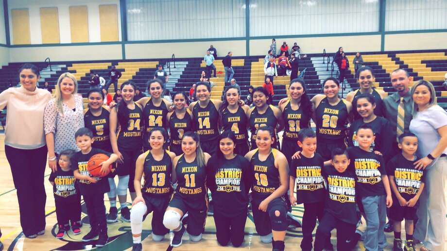 Nixon joined Alexander, United and United South as second round winners in the postseason on Friday night. The Lady Mustangs won 48-47 over CC Ray and play CC Veterans Memorial in the regional quarterfinals. Photo: Courtesy Photo