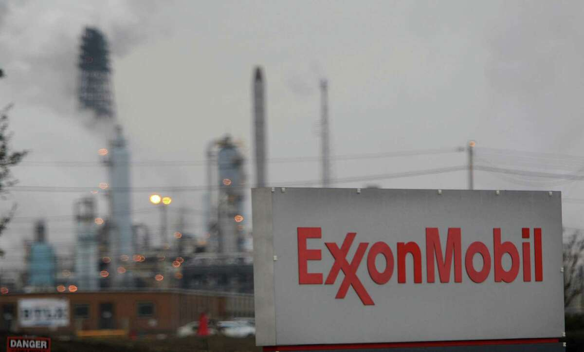 Trial started today for Exxon Mobil's Corp's Baytown complex in regards to accidental releases of harmful emission on Friday, Feb. 7, 2014, in Baytown. ( Mayra Beltran / Houston Chronicle )