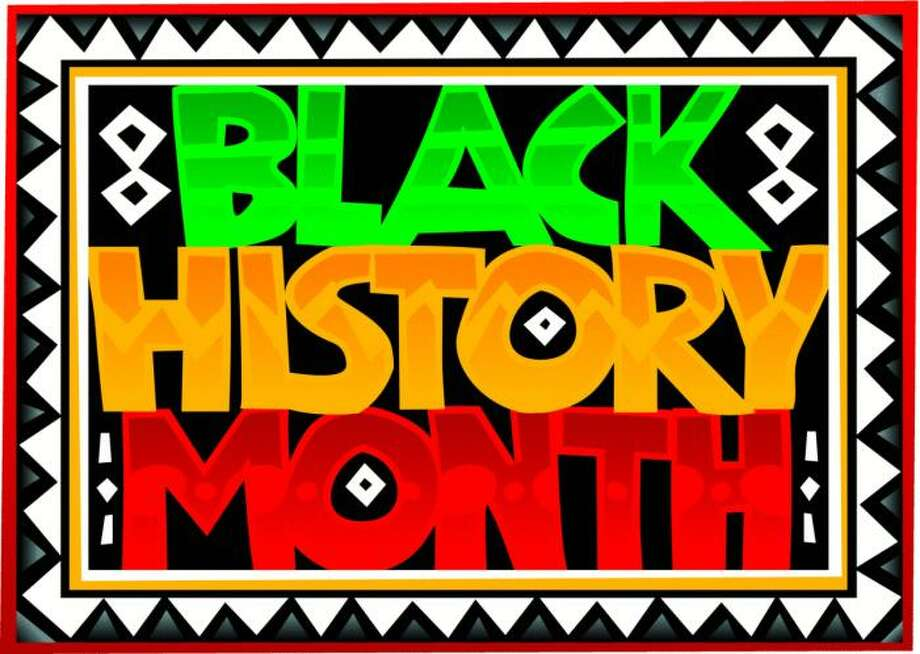Heading, Black History Month, zigzag border, Color Photo: Dynamic Graphics / Getty Images / (c) Dynamic Graphics