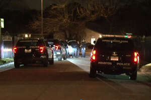 Two suspects now face aggravated robbery and felony evading charges after sending police on a short chase overnight in northwest Houston, according to local authorities.