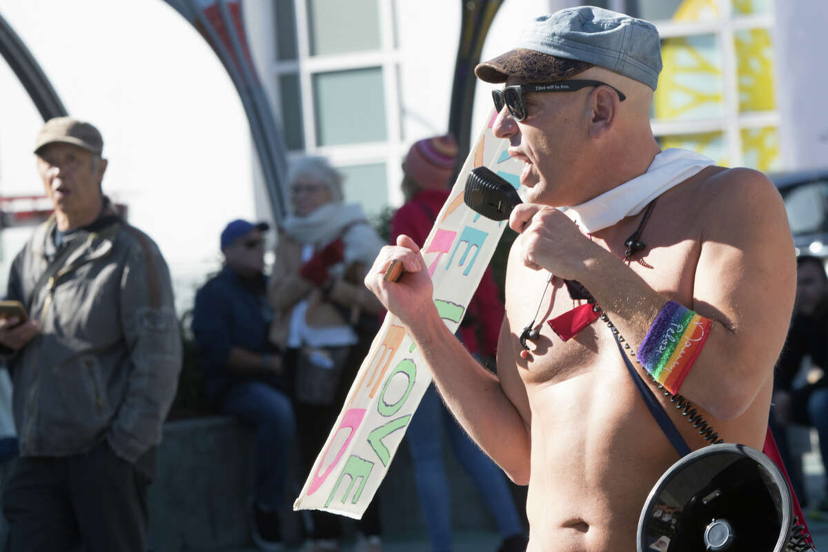 RALLY TO LEGALIZE PSYCHEDELIC MEDICINE / NUDE SUMMER OF