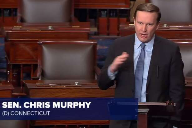 """School shootings a """"consequence of our inaction,"""" Sen. Chris Murphy said from the Senate floor, remarkably, while the tragedy was still unfolding."""