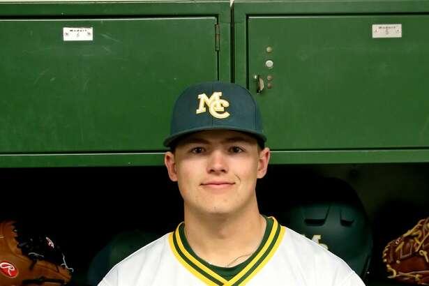 Midland College baseball player Garrett Wilkinson. Courtesy photo