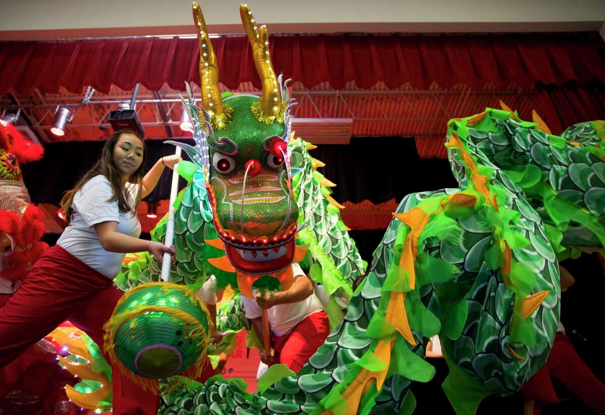 Check out all the Houston area festivals and events celebrating the year of the pig and Lunar New Year 2019....