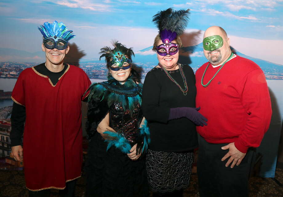 Were you Seen at Carnevale Di Napoli to benefit  the Italian American Community Center Foundation on Saturday, February 17, 2018 at the  Italian American Community Center in Albany? Photo: Joe Putrock/Special To The Times Union