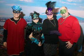Were you Seen atCarnevale Di Napolito benefit  the   Italian American Community Center Foundation    on Saturday, February 17, 2018 at the  Italian American Community Center in Albany?