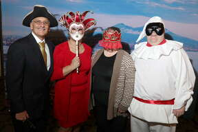 Were you Seen at Carnevale Di Napoli to benefit  the    Italian American Community Center Foundation    on Saturday, February 17, 2018 at the  Italian American Community Center in Albany?