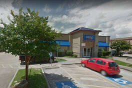 A man was shot in the following at argument at an IHOP near Kemah.