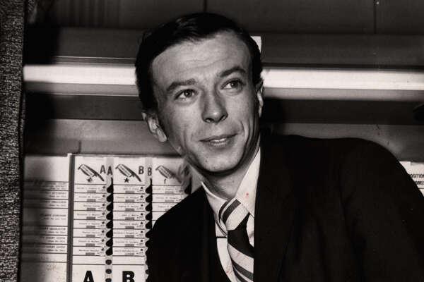 Times Union file photo of Thomas W. Keegan on Nov. 11, 1971