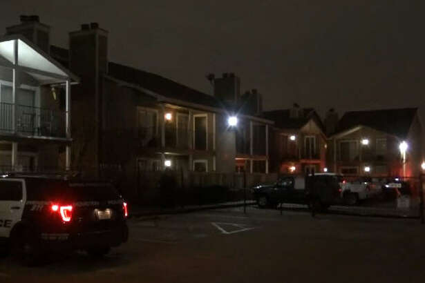 A man was shot to death early Sunday inside the Carlisle Park Apartments.