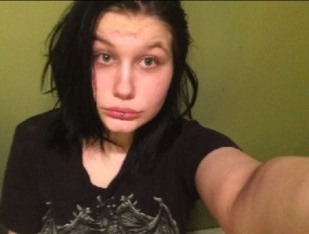 New Milford police issued a Silver Alert for Hailey Strom, 15, who was reported missing Sunday, Feb. 18, 2018.