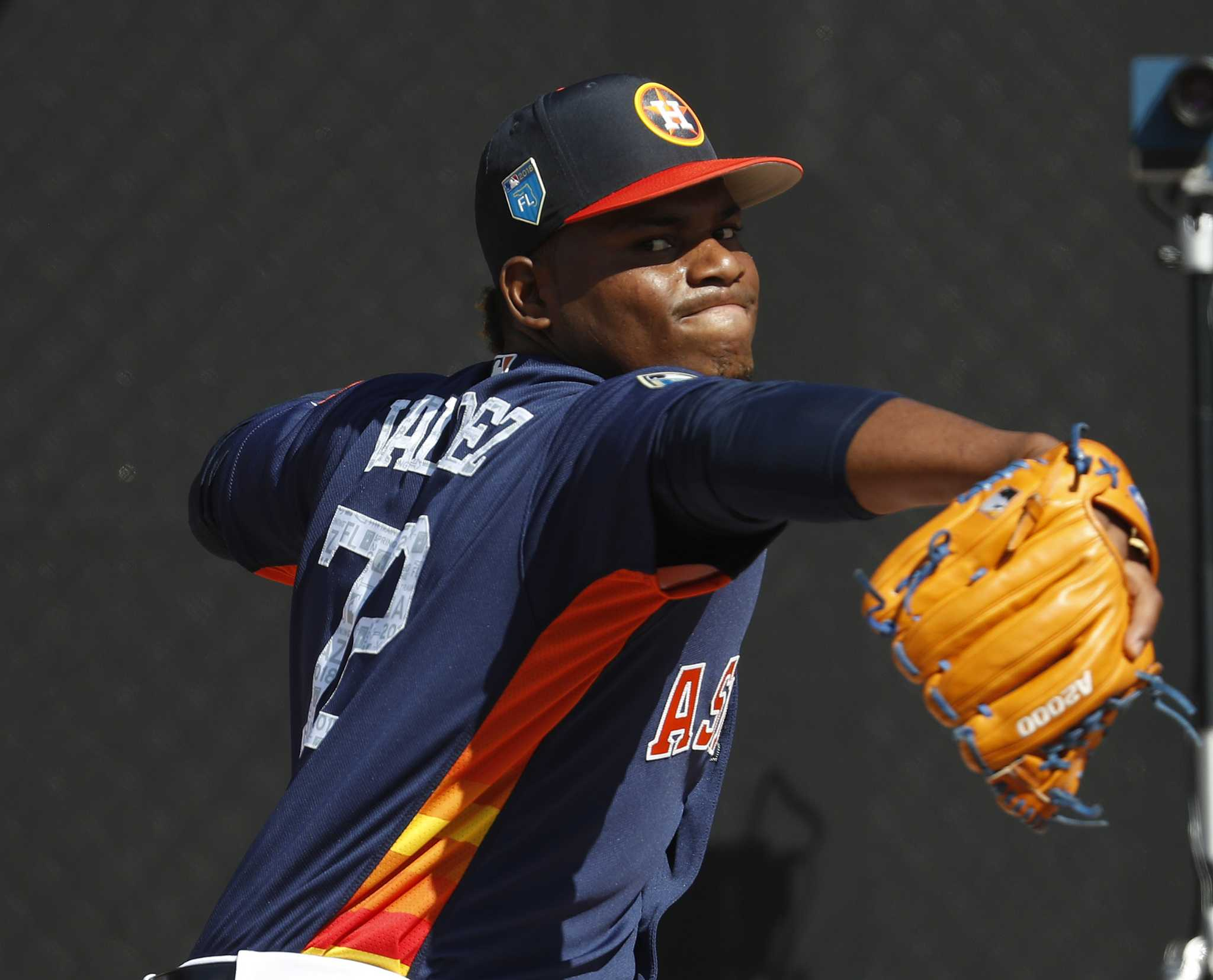 0009631be Astros call up Framber Valdez to pitch Tuesday night – Auto Breaking News