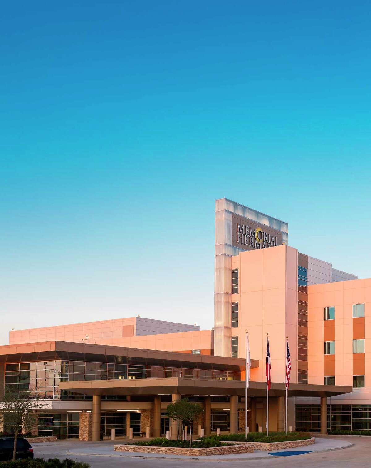 Memorial Hermann Pearland Hospital is pursuing designation as a Level IV Trauma Center, a 12- to 18-month process. The designation would qualify the hospital to treat patients who have gunshot wounds or have been in vehicle accidents.