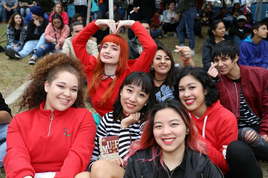 The Institute of Texan Cultures hosted the annual  Asian Festival, Saturday, Feb. 17, 2018. Traditional Asian dances and modern K-pop entertained the large  crowd, while authentic food and music added to the celebration of the Asian culture. Photo: Marco Garza For MySA