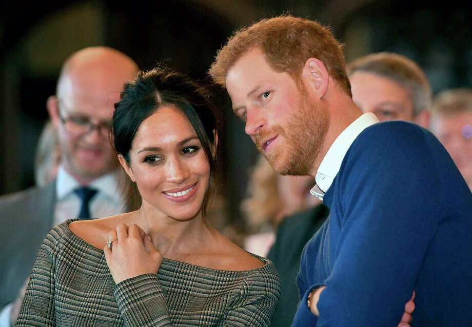 Some 600 people have been invited to the May 19 nuptials at noon at St. George's Chapel at Windsor Castle. All 600 have also been invited to a lunchtime reception given by Queen Elizabeth II at St George's Hall. Photo: Ben Birchall / Pool PA