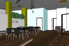 CoLab, located in the Arcade Building in Albany, is expected to open in spring 2018.