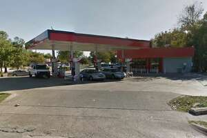 Shots fired at a Sunnyside Texaco station hit a man in the chest, police said, on Sunday, Feb. 18, 2018.